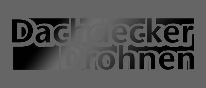 Dachdecker Drohne
